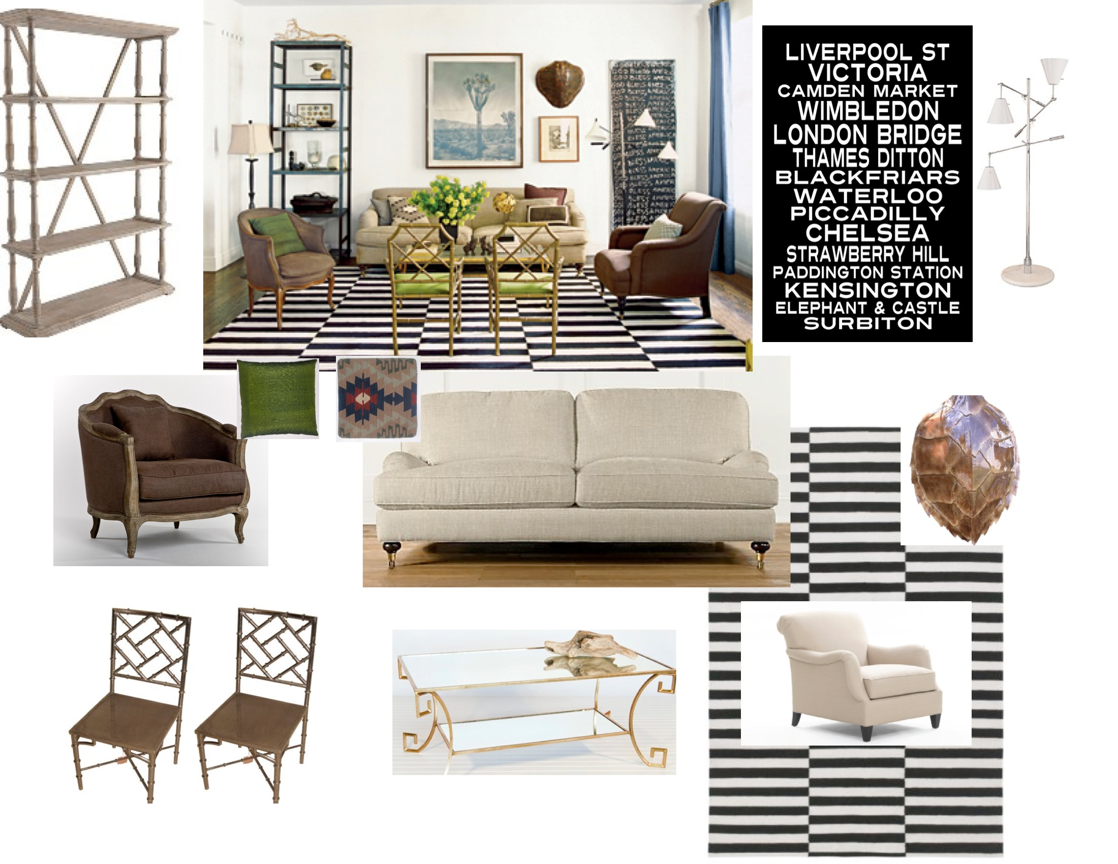 Steps to a Nate Berkus Room. : NICOLE COHEN