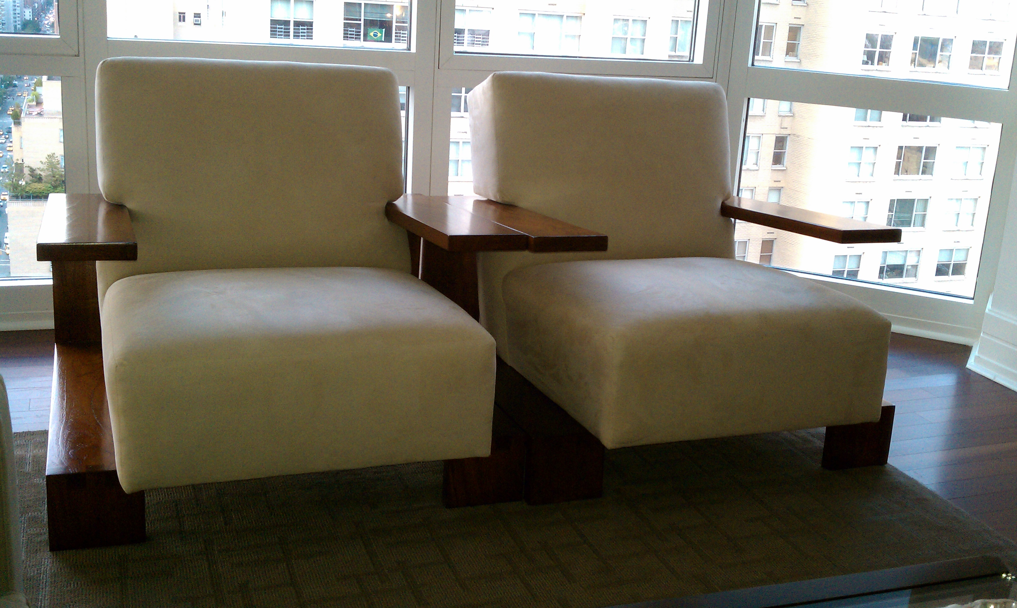 Ralph Lauren Club Chairs For Sale