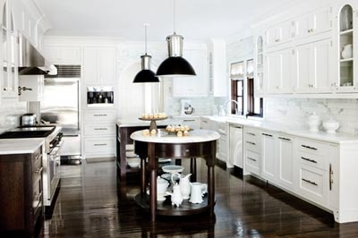 Pictures White Kitchen Cabinets on Kitchen Ideas Featuring White Cabinets   Kitchen Design Photos