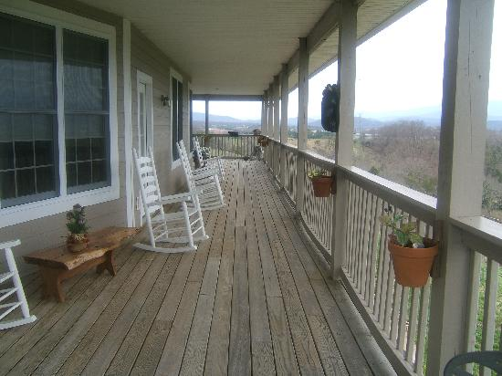 Lazy Days on Wrap Around Porches