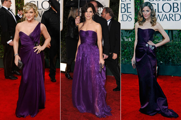 (Purple dresses from 2010)