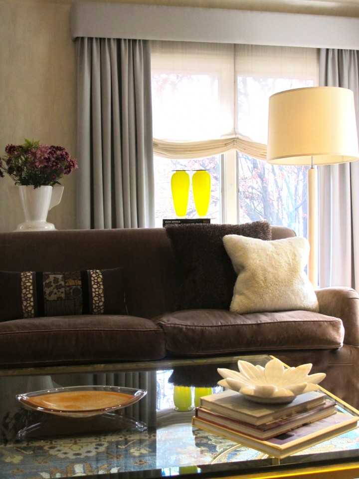 A dash of yellow + sneak peek at the Decor By The Shore Showhouse.