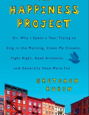 Book Review: The Happiness Project.