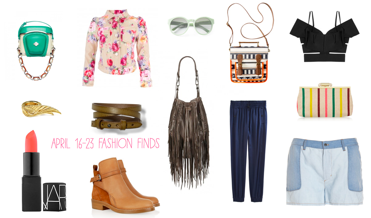 spring 2012 fashion picks