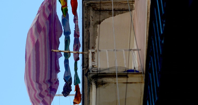 Laundry | On the Clothesline.